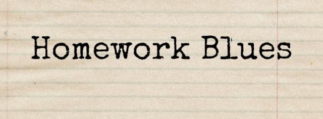 HomeworkBlues